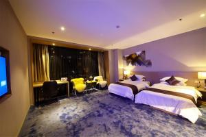 Foshan Weimei Di'an Hotel, Hotely  Foshan - big - 12