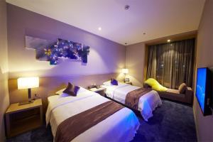 Foshan Weimei Di'an Hotel, Hotely  Foshan - big - 10