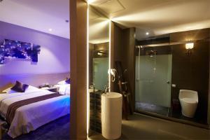 Foshan Weimei Di'an Hotel, Hotely  Foshan - big - 9