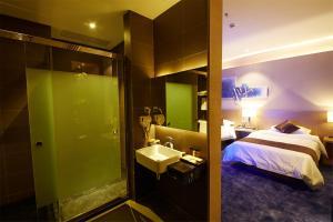 Foshan Weimei Di'an Hotel, Hotely  Foshan - big - 6