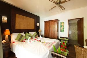 Le Relax Beach Resort, Hotels  Grand'Anse Praslin - big - 22