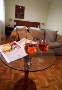 Wein-Träume, Hotels  Thüngersheim - big - 9
