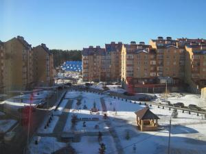 Apartment On Novaya Opalikha 4, Priváty  Krasnogorsk - big - 4