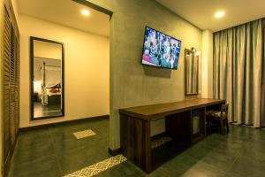 Yeak Loam Hotel, Отели  Banlung - big - 14