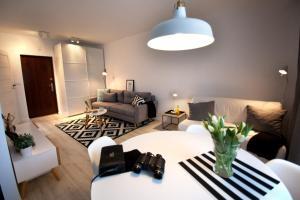 Apartament Horizon, Ferienwohnungen  Gdynia - big - 4