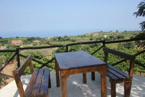 Borgo San Cosmo Tropea, Bed and breakfasts  Brattirò - big - 8