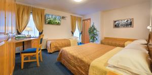 Hotel Cristallo, Hotely  Peio Fonti - big - 5