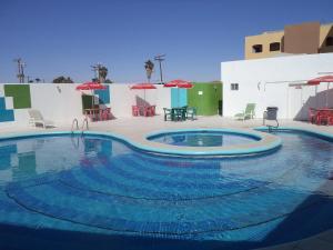 Hotel Lluvia Del Mar, Отели  Пуэрто-Пеньяско - big - 19