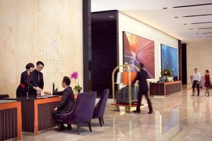 THE FACE Suites, Апарт-отели  Куала-Лумпур - big - 22
