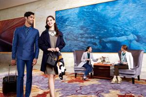 THE FACE Suites, Апарт-отели  Куала-Лумпур - big - 19