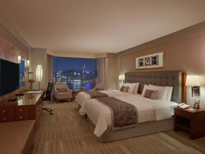 Deluxe Twin Room with Harbour View