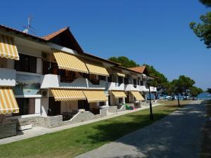 Haus Platanos, Апартаменты  Вурвуру - big - 40