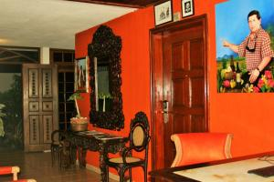 La Posada del Arcangel, Bed & Breakfast  Managua - big - 81