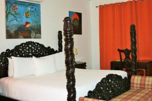 La Posada del Arcangel, Bed & Breakfast  Managua - big - 43