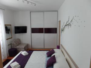 Apartment 4M, Apartmány  Mlini - big - 22
