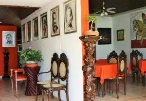 La Posada del Arcangel, Bed & Breakfast  Managua - big - 79