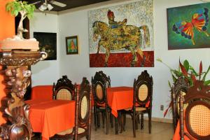 La Posada del Arcangel, Bed & Breakfast  Managua - big - 78