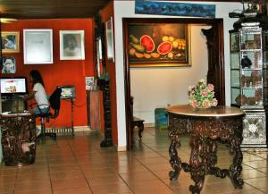 La Posada del Arcangel, Bed & Breakfast  Managua - big - 75