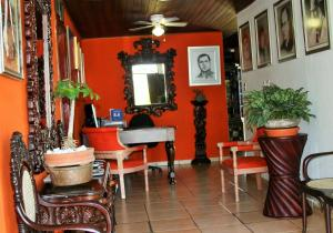 La Posada del Arcangel, Bed & Breakfast  Managua - big - 65