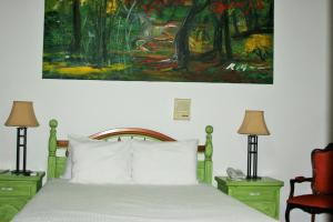 La Posada del Arcangel, Bed & Breakfast  Managua - big - 32