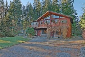 Mountain Rose Lodge, Holiday homes  Gold Bar - big - 11