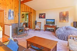 Mountain Rose Lodge, Holiday homes  Gold Bar - big - 22