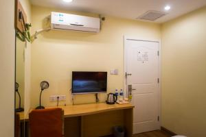 Home Inn Shijiazhuang West Zhongshan Road Jinding Apartment, Отели  Шицзячжуан - big - 2