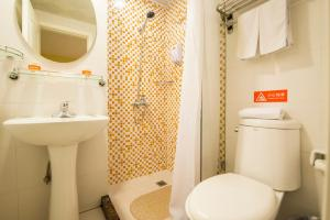 Home Inn Shijiazhuang West Zhongshan Road Jinding Apartment, Отели  Шицзячжуан - big - 14