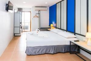 Regent Ngamwongwan, Hotely  Nonthaburi - big - 17