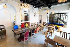 Tambayan Capsule Hostel & Bar, Ostelli  Manila - big - 19