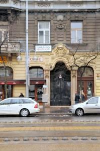 Frank & Fang Apartments, Ferienwohnungen  Budapest - big - 16