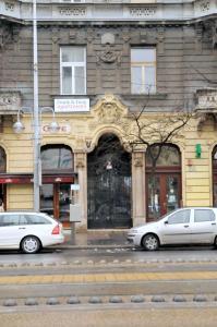 Frank & Fang Apartments, Ferienwohnungen  Budapest - big - 17