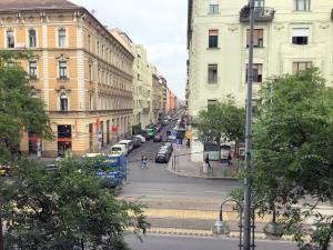 Frank & Fang Apartments, Ferienwohnungen  Budapest - big - 39