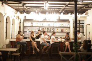 Tambayan Capsule Hostel & Bar, Hostely  Manila - big - 22
