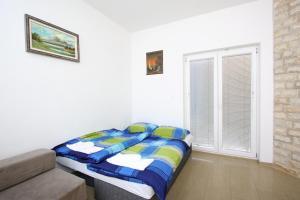 Apartments Jasmina, Apartmány  Novalja - big - 7