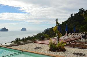 Koh Ngai Cliff Beach Resort, Resorts  Ko Ngai - big - 37