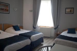 Hôtel Caudron, Hotely  Rue - big - 42