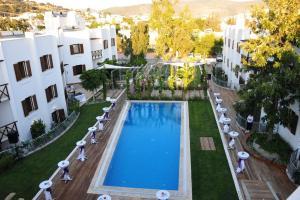 Myndos Residence, Apartmanok  Bodrum City - big - 37