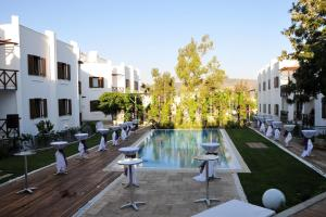 Myndos Residence, Apartmanok  Bodrum City - big - 45