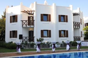 Myndos Residence, Apartmanok  Bodrum City - big - 44