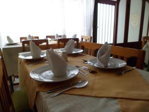 Hotel Tuvalu, Hotels  Paipa - big - 30