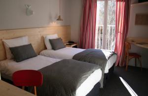 Hotel Spa Azteca Barcelonnette, Hotels  Barcelonnette - big - 43