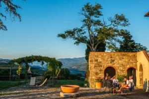 Agriturismo Fattoria Lavacchio, Farm stays  Pontassieve - big - 61
