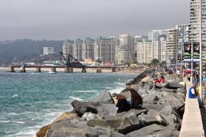Departamento Reñaca, Ferienwohnungen  Viña del Mar - big - 12