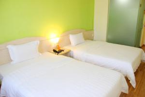 7Days Inn Chongqing fuling South Gate Mountain Pedestrian Street, Hotels  Fuling - big - 19