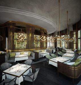 Somerset Grand Citra Jakarta, Apartmánové hotely  Jakarta - big - 71