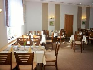 Hotel Waldhaus-Hutzelhöh, Penziony  Ruhla - big - 18