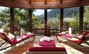 Beauty & Sporthotel Tirolerhof, Hotely  Nauders - big - 29