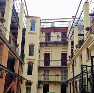 Palazzo Centro, Отели типа «постель и завтрак»  Ницца-Монферрато - big - 81