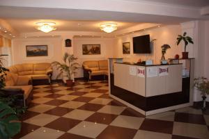 «Университетская гостиница», Отели  Киев - big - 1